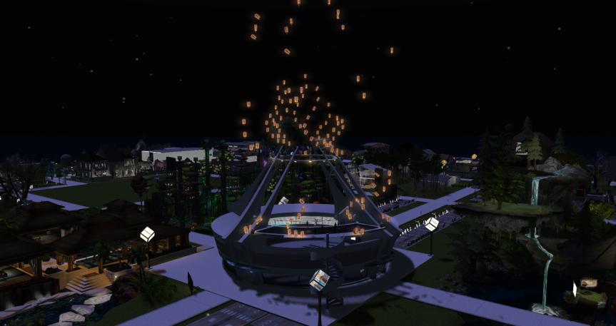 The Lantern Ceremony on Hope 5