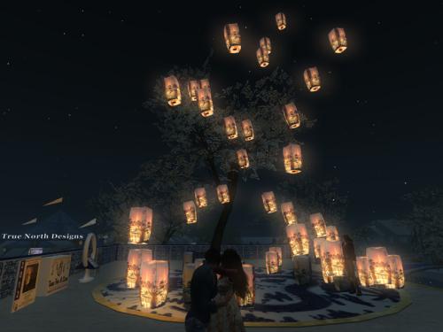 The Lantern Ceremony in 2012