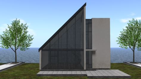 Home and Garden Expo Decorating Competition: The Rothko House by Kaerri