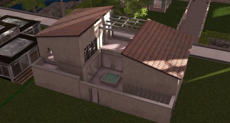 House 15: Villa Sirocco by Culprit