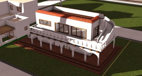 House 3: La Casa Blanca by also Known as