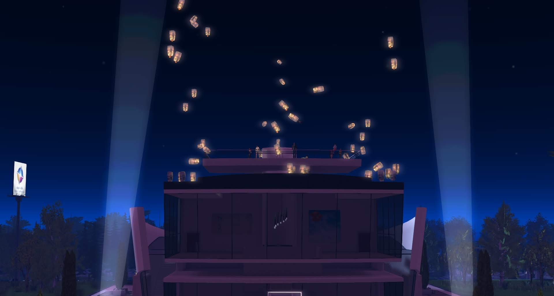 Lantern Release, photographed by Wildstar Beaumont
