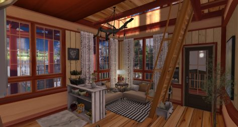 House 7 - The Treehouse