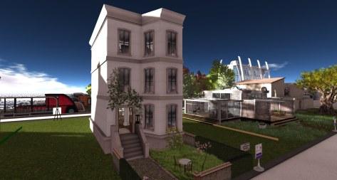 House 13 - Old Savannah Rowe House
