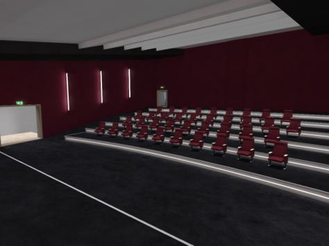 Talks in the Theatre